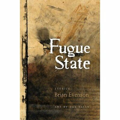 Fugue State - Paperback NEW Evenson, Brian 2009-07