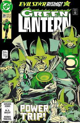 Green Lantern (3rd Series) #28 VF/NM; DC | save on shipping - details inside