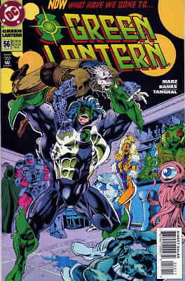 Green Lantern (3rd Series) #56 VF/NM; DC | save on shipping - details inside