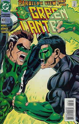 Green Lantern (3rd Series) #63 VF/NM; DC | save on shipping - details inside