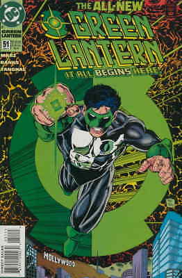 Green Lantern (3rd Series) #51 FN; DC | save on shipping - details inside