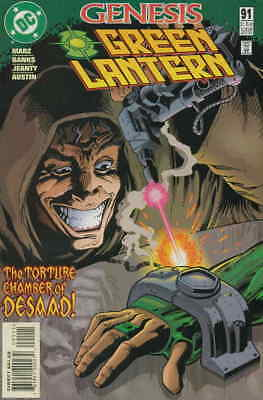 Green Lantern (3rd Series) #91 FN; DC | save on shipping - details inside