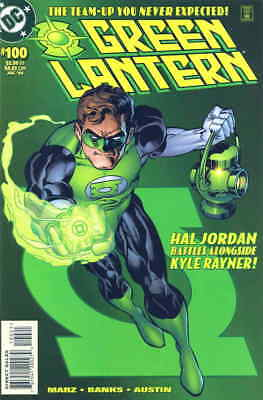 Green Lantern (3rd Series) #100A VF; DC | save on shipping - details inside