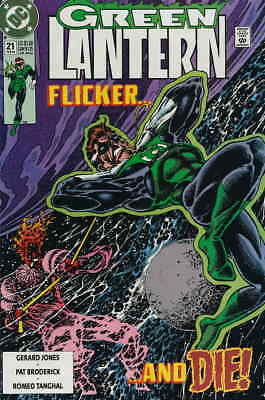 Green Lantern (3rd Series) #21 VF/NM; DC | save on shipping - details inside