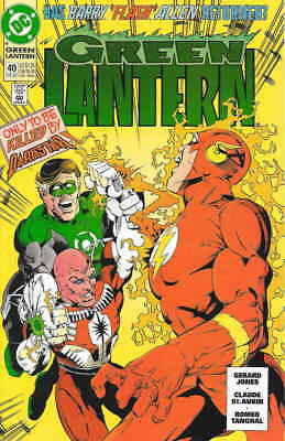 Green Lantern (3rd Series) #40 VF/NM; DC | save on shipping - details inside