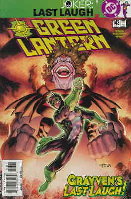 Green Lantern (3rd Series) #143 VF/NM; DC | save on shipping - details inside