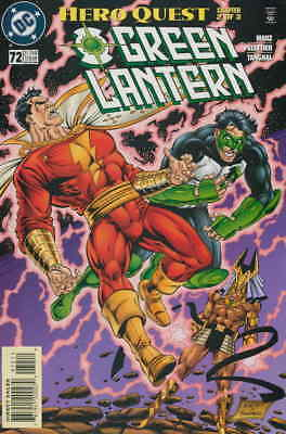 Green Lantern (3rd Series) #72 VF/NM; DC | save on shipping - details inside