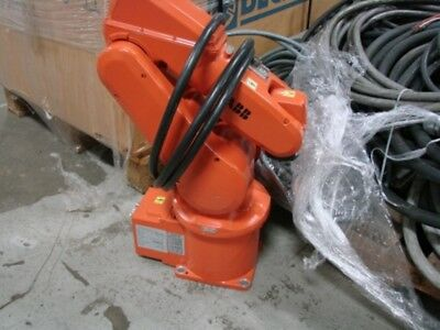 ABB IRB 120 with IRC5 Control, Cables, and Teach Pendant