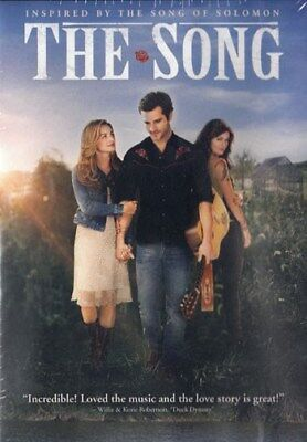 NEW Sealed Christian Drama WS DVD! THE SONG (Alan Powell, Ali Faulkner)