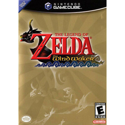 The Legend of Zelda: The Wind Waker [E] GAMECUBE  DISC ONLY