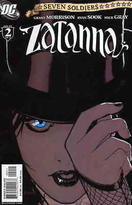 Seven Soldiers: Zatanna #2 FN; DC | save on shipping - details inside