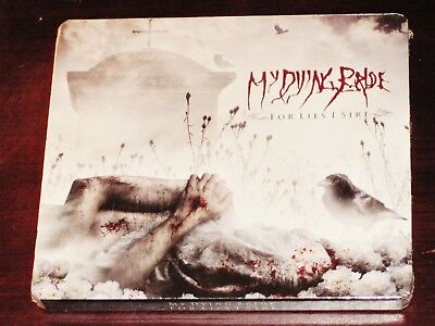 My Dying Bride: For Lies I Sire CD 2009 Peaceville UK Slipcase + Super Jewel NEW