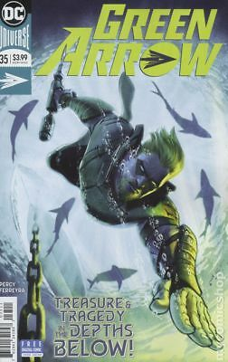 Green Arrow (5th Series) #35A NM Stock Image