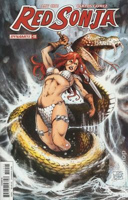 Red Sonja Volume 4 #11B NM Stock Image
