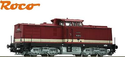 "Roco TT 35018-1 Diesel Locomotive BR 115 203-2 The Dr "" DCC Digital + Novelty"