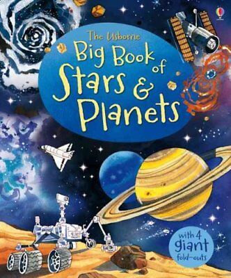 Big Book of Stars and Planets by Emily Bone 9781474921022 (Hardback, 2016)