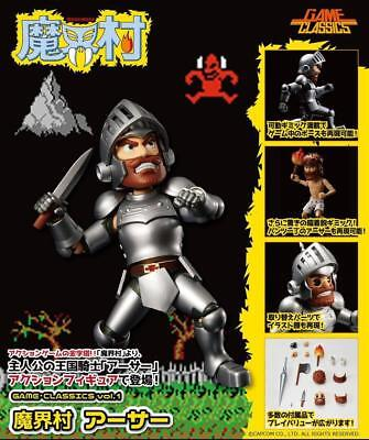Union Creative Game Classics Vol. 1 Ghosts N' Goblins Arthur Nuovo New