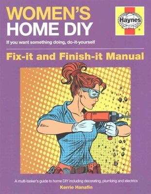 Women's Home DIY Manual by Kerrie Hanfin 9781785210853 (Paperback, 2016)