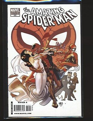 """Amazing Spider-Man #620 Pasqual Ferry 1:15 """"Deadpool"""" Variant Cover Fine"""