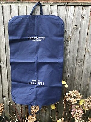 hackett london  garment bag /suit cover/trousers/jacket cover