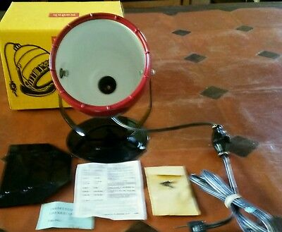 Kodak Adjustable Safelight Lamp w mounting plate