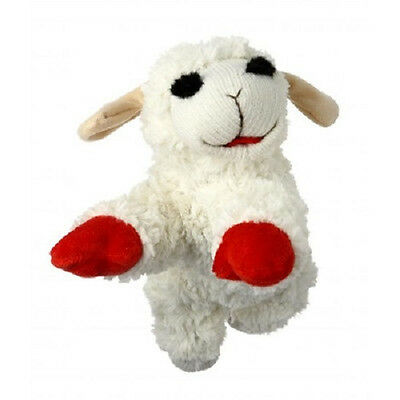 Multipet Lambchop 10 Plush Lamb Chop Dog Toy New With Tags Free Shipping To Usa