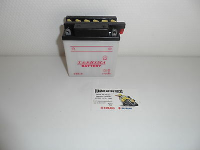 Xt 500 Annee 1986/1989  Batterie 12 Volts