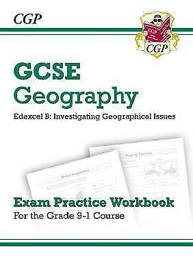 New Grade 9-1 GCSE Geography Edexcel B: Investigating Geographical Issues -...