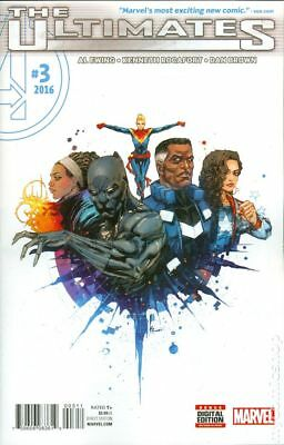 Ultimates (Marvel) #3A 2016 VF Stock Image