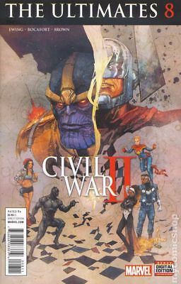 Ultimates (Marvel) #8A 2016 NM