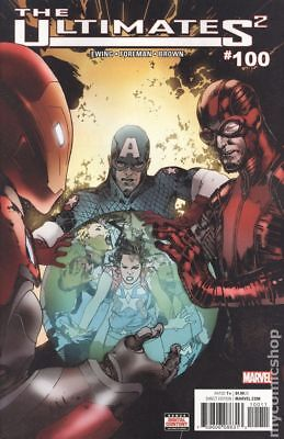 Ultimates 2 (Marvel) #100A 2017 NM