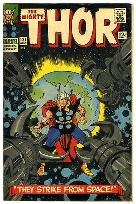 Thor #131 (1966) F/VF New Original Owner Marvel Comics Collection