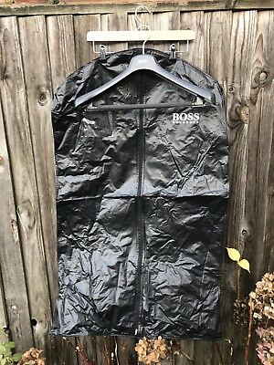 boss hugo boss garment bag /suit cover/trousers/jacket cover protector polyester