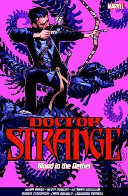 Doctor Strange Vol. 3: Blood In The Aether by Jason Aaron (Paperback, 2017)