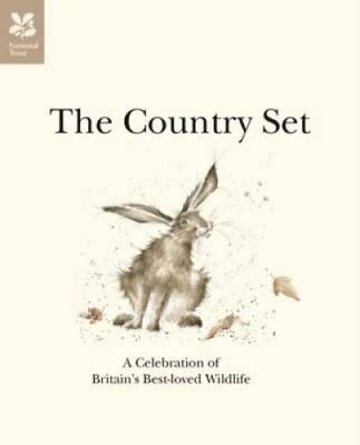 The Country Set A Celebration of Britain's Best-loved Wildlife 9781909881037