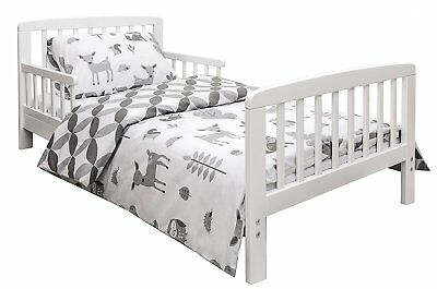 Ikea Bed Kinder.Kinder Valley Toddler Bed With Mattress Ikea Krummelur