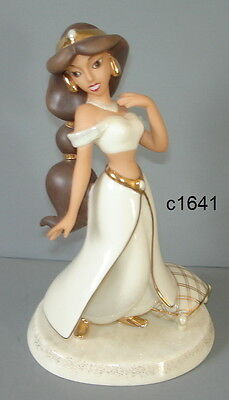 Lenox Disney Jasmine Aladdin's Figurine - New in Box RARE