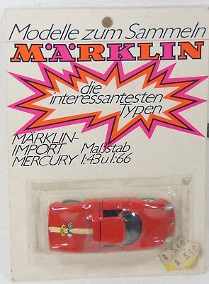 Maerklin Mercury Import Auto