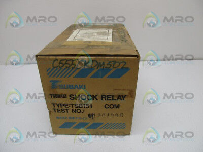 Tsubaki Tsb151 Shock Relay *new In Box*