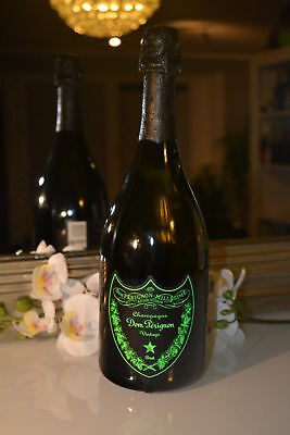 Dom Perignon Luminous Label Vintage 2006 Champagne LED Beleuchtet 0,75 L NEU