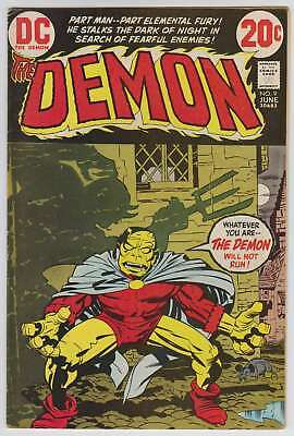 L5535: The Demon #9, Vol 1, F/VF Condition
