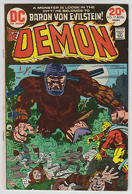 L5536: The Demon #11, Vol 1, F+/VF Condition