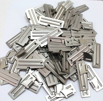 p51 p 51 p-51 US Shelby Co stainless steel can opener MADE IN USA lot of 100