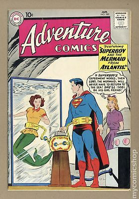 Adventure Comics (1st Series) #280 1961 VG 4.0