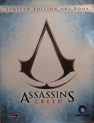 Hardback Limited Edition Art Book ASSASSIN'S CREED Prima