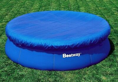 Bestway Fast Set Pool Cover - 12' Also Suit Intex Ozquatic (58034)