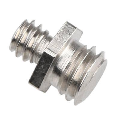1/4inch Male to 3/8inch Male Screw for Camera Cage Lighting Equipment