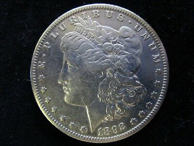 USA, Morgan Dollar,1892, Silber