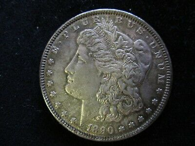 USA, Morgan Dollar,1890, Silber