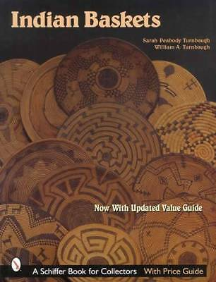Native American Indian Baskets Collector ID Guide w History, Region, Background
